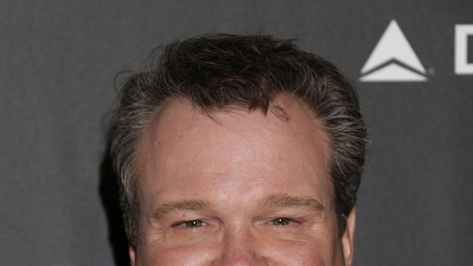 Eric Stonestreet arrives at a Celebration of LA's Music Industry at the Getty House on Thursday, Feb. 7, 2013 in Los Angeles. (Photo by Todd Williamson/Invision/AP)