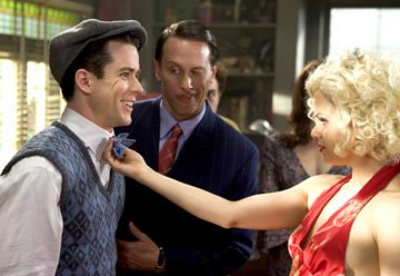 Christian Campbell, Steven Weber and Amy Spanger Showtime's Reefer Madness