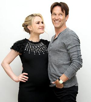 Anna Paquin, Stephen Moyer Welcome Twins!