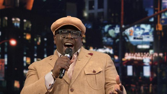 Arsenio Convinces Cedric the Entertainer to Sing
