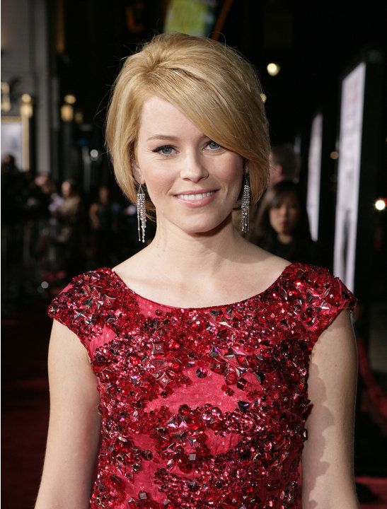Zack and Miri Make a Porno LA Premiere 2008 Elizabeth Banks