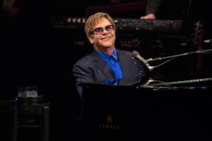 Elton John: 'At My Age I Can Do What I Want'