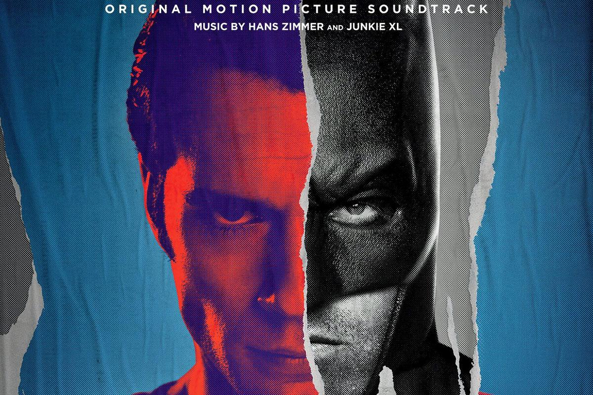 The 'Batman v Superman: Dawn of Justice' soundtrack literally gives away the whole movie