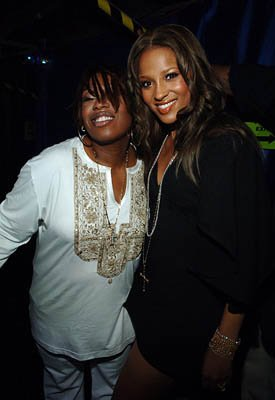 Missy Elliott and Ciara