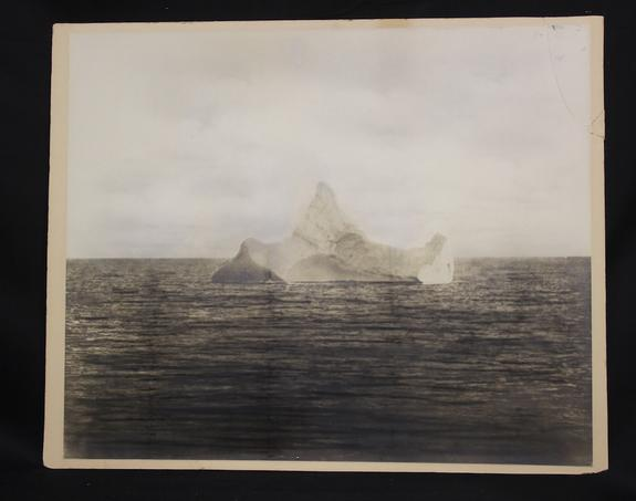 Photo of Iceberg that Sank Titanic for Sale: Is It Real?