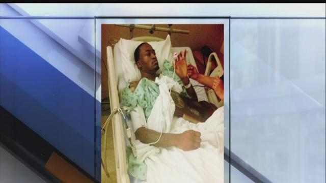 Kevin Ware recovers at IU Methodist Hospital