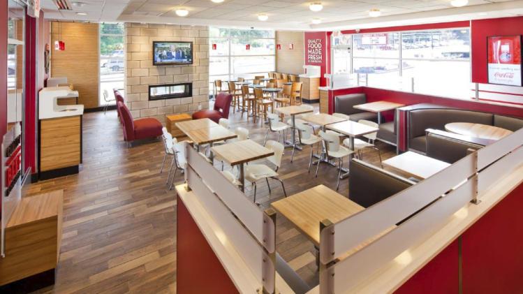 Wendy's transformation push starts to take hold