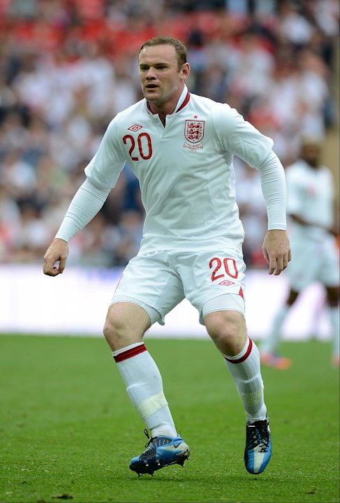 10. Wayne Rooney - Forward