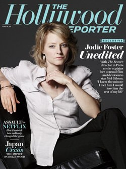 Jodi Foster The Hollywood Reporter