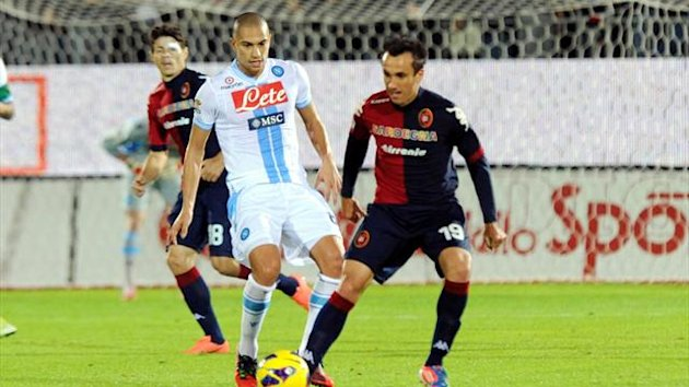 Cagliari v Napoli: Watch a Live Stream of the Serie A match – available in the UK