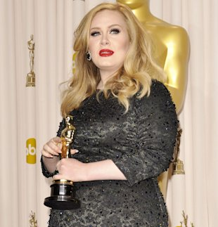 'Pretty Perfect': Rihanna And Kelly Clarkson Congratulate Adele On Oscars 'Skyfall' Win