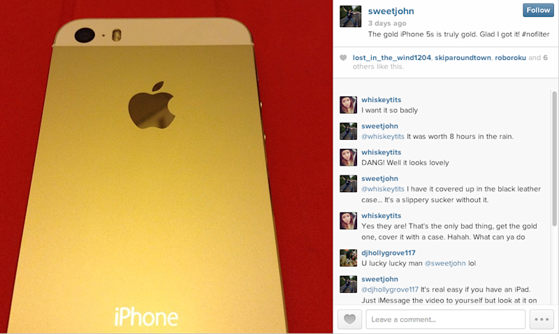 Instagram-Gold-iPhone