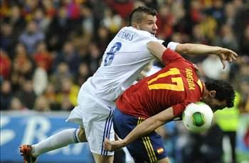 Spain 1-1 Finland: Pukki leveler leaves Spain reeling