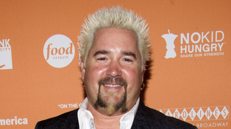 Guy Fieri takes his lashings, but was it fair?
