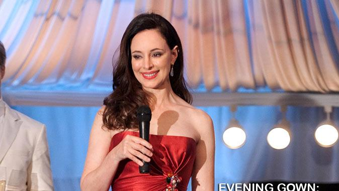 "Madeleine Stowe as Victoria Grayson in the Season 1 episode ""Chaos."" Revenge"