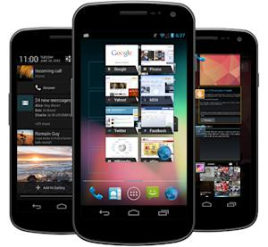Sprint updates Galaxy Nexus to Jelly Bean, Verizon continues to take its time