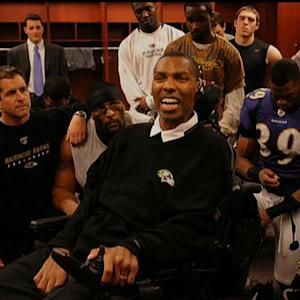 O.J. Brigance: Heart and soul of the Baltimore Ravens