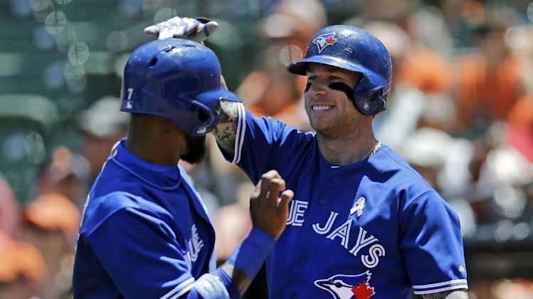 Blue Jays beat Orioles 5-2 for 4-game split