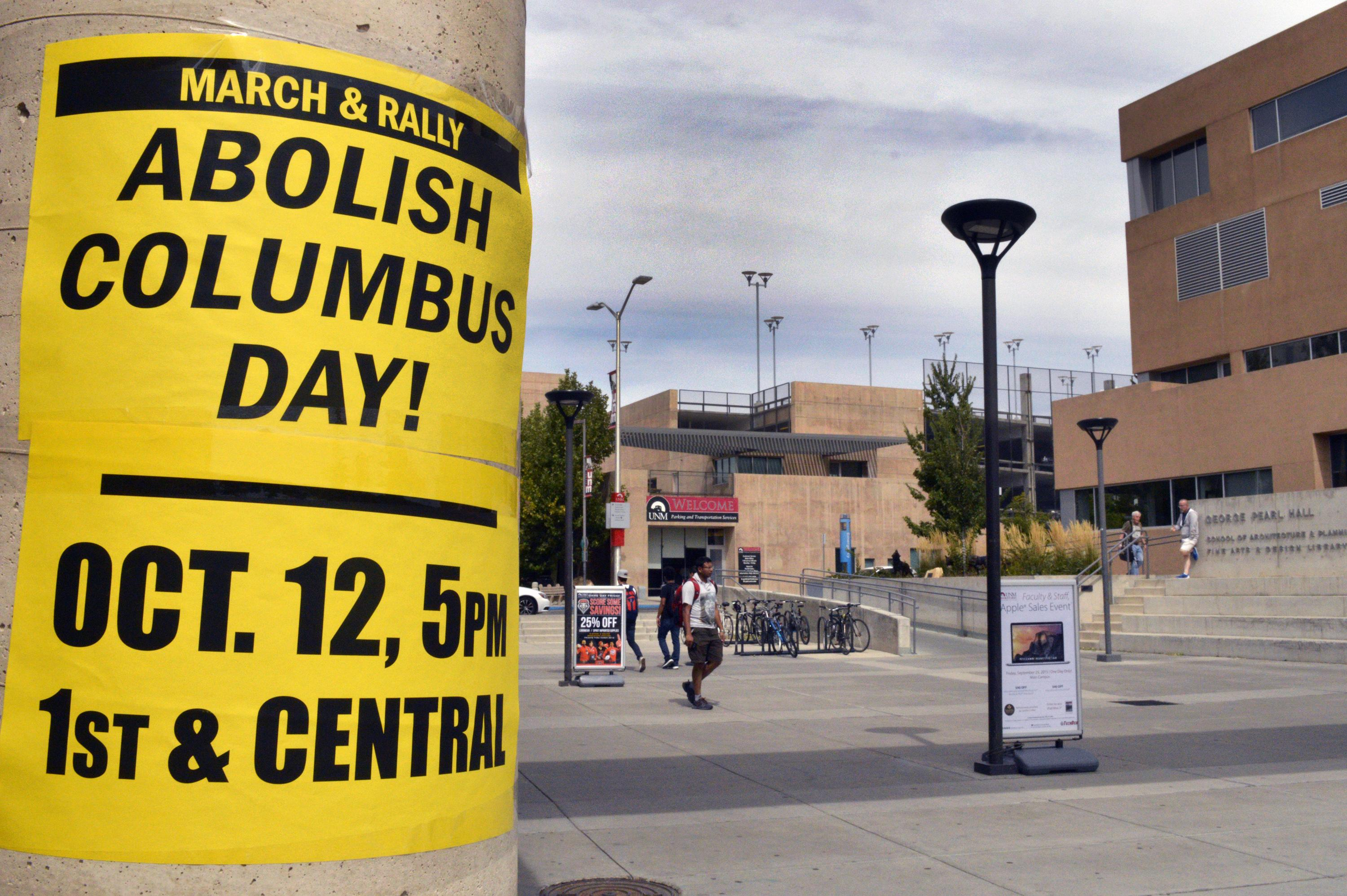 More cities are recognizing Native Americans on Columbus Day