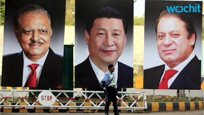 Chinese President to Launch Economic Corridor Link in Pakistan