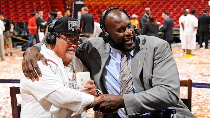 Shaquille O'Neal joining Kings ownership group