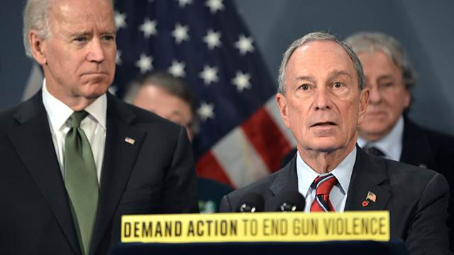 Bloomberg's Gun Group to Even Score With Lawmakers