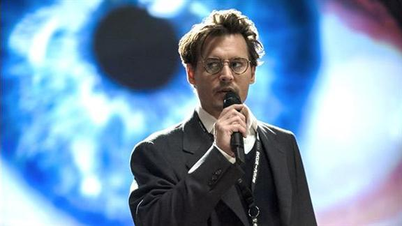 Digitaler Johnny Depp: 'Transcendence'