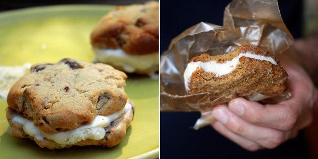Make Your Own Ice Cream Sandwich