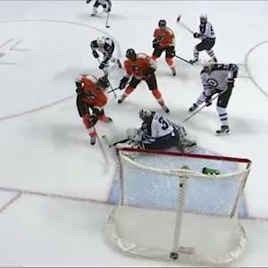 Ondrej Pavelec keeps Flyers off scoreboard