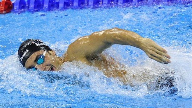 2012, Olympic Games, Belotti, Italy, Swimming, ap/LaPresse