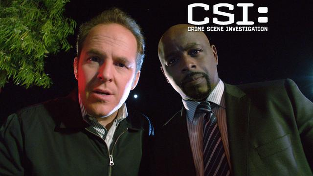 CSI: - The King Is Dead