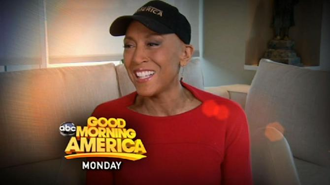 Don't miss Robin Roberts' big announcement Monday