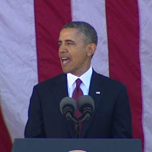 Obama: Commitment to vets