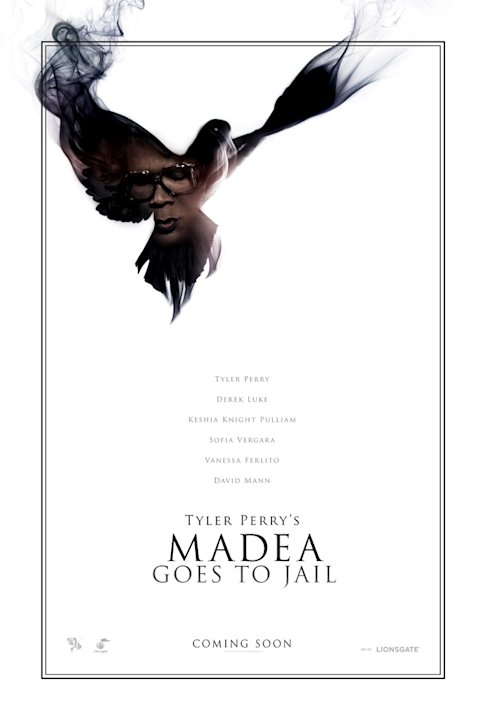 Tyler Perry's Madea Goes to Jail Poster Production Stills Lionsgate 2009