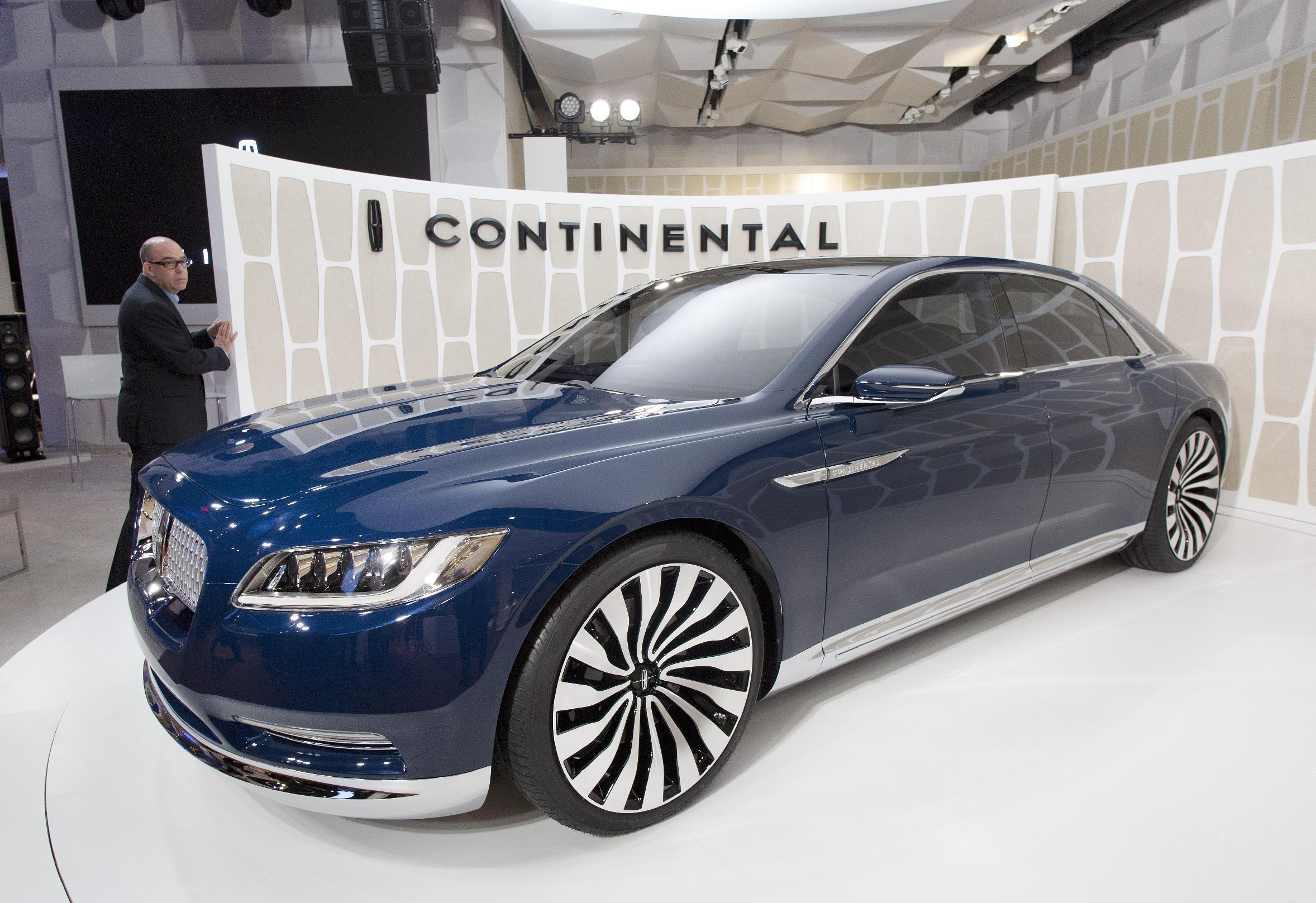 Lincoln Continental, the car of presidents, is returning