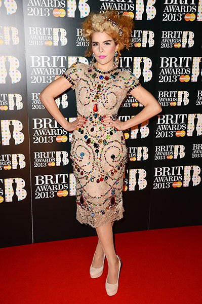 At the 2013 Brit Awards