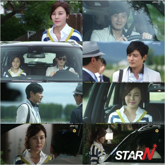 'Grace of Gentleman' Jang Dong-gun proposes to Kim Ha-neul
