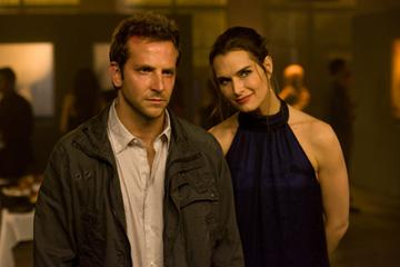 Bradley Cooper and Brooke Shields in Lionsgate Films' Midnight Meat Train