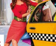 Taxi + New York + Fashion = Confessions of Shopaholic and 500 other movies.