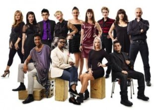 13 designers returned to compete on Project Runway All Stars