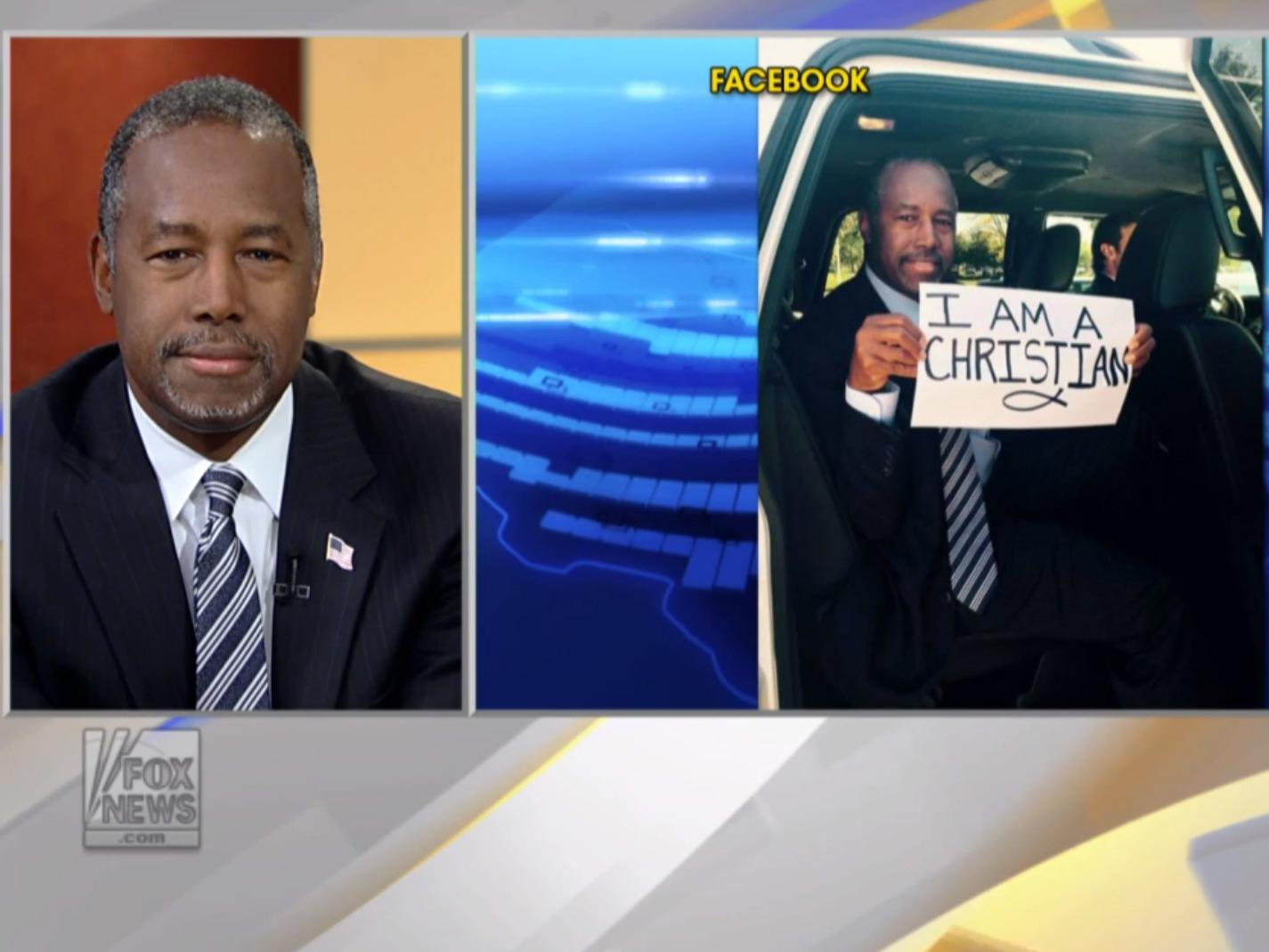 BEN CARSON: I would have attacked the Oregon shooter