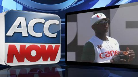 Miami Clinches Final Spot in ACC Baseball Championship - ACC NOW