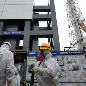 Robots Help in Cleanup at Fukushima Nuclear Plant
