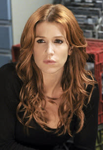 Poppy Montgomery | Photo Credits: Heather Wines/CBS