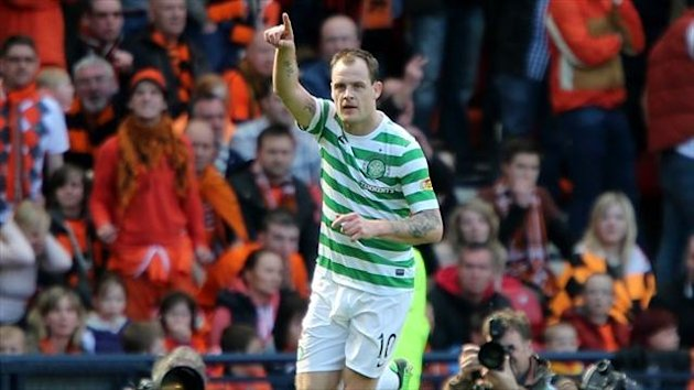 Anthony Stokes has rejected a new deal with Celtic