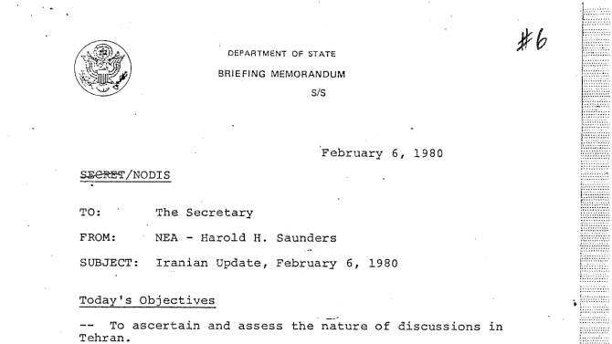 "An image of a U.S. State Dept. document provided by the Jimmy Carter Library and Museum, crediting four embassies, Canadians, Britian, Swedish and New Zealand, with aiding in the protection and escape of six Americans from Iran during the 1979 Islamic Revolution. There is only a brief mention of New Zealand in the Oscar-winning movie ""Argo,"", that seems to suggest that New Zealanders turned away the group of Americans, and that is rankling New Zealanders five months after the film was released in the South Pacific nation. Even Parliament has expressed its dismay, passing a motion stating that Ben Affleck, who also directed the movie, ""saw fit to mislead the world about what actually happened.""   (AP Photo/Jimmy Carter Library and Museum)"