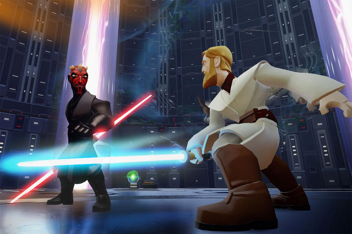 227 days until Star Wars: Kiss your credits good-bye as Star Wars joins Disney Infinity 3.0