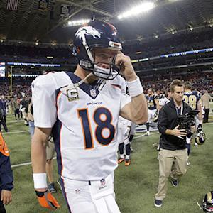 Week 11: Denver Broncos quarterback Peyton Manning highlights