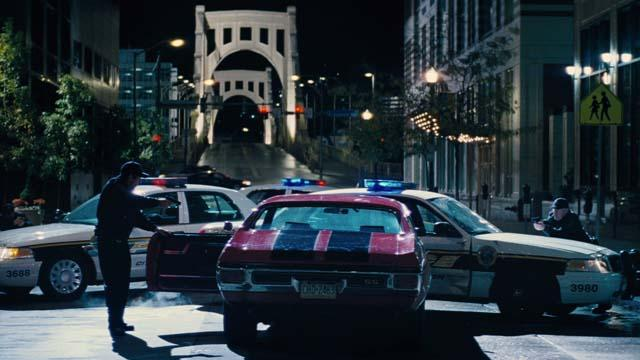 'Jack Reacher' Extended Blu-ray Clip: Car Chase