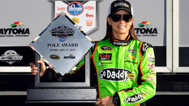 Danica Patrick Pulls Off NASCAR Coup
